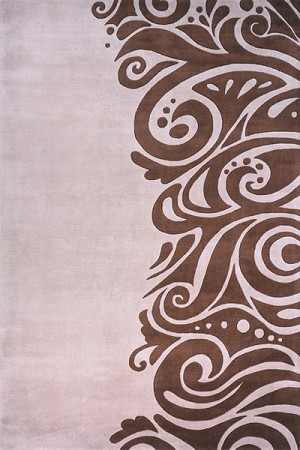 Momeni New Wave NW-88 Lavender Closeout Area Rug - Spring 2013
