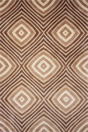 Momeni New Wave NW-94 Brown Closeout Area Rug - Spring 2011