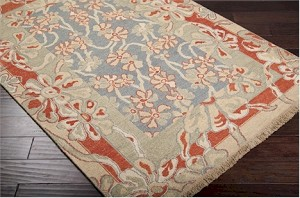 Surya Sonoma SNM-8981 Soft Green Closeout Area Rug - Spring 2011